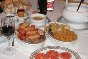 Cocido maragato, imprescindible en Astorga