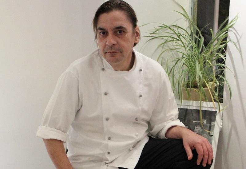 Fernando Limón, chef y propietario de La Sopa Boba