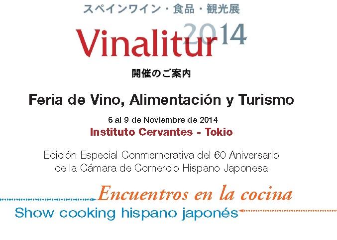 Edición Especial de Vinalitur: Vino, Alimentación y Turismo en Tokio